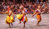 Vibrant Dance
