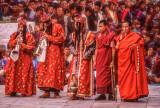 Monks & Musicians