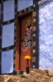 Traditional Painted Door
