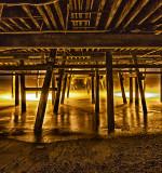 Night Under thr Pier