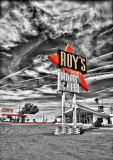 Roy's Motel & Cafe