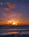 Carlsbad Beach Sunset