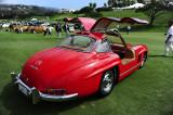 '55 Mrecedes-Benz 300 SL Gullwing Coupe