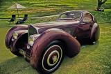 1931 Bugatti Type 51 Dubos