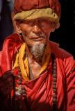 Tibetan Pilgrim to Lhasa