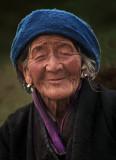 Old Woman, Tibet