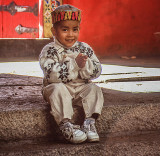 Tibetan Boy