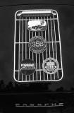 Porsche 356 Vents & Club Badges