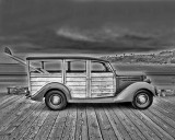 1936 Ford Surf Woody