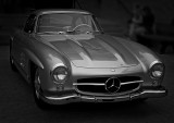 Mercedes 'Gullwing' Coupe