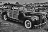 1941 Packard 120 Luxury Woody