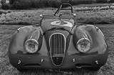 1952 Jaguar XK 120 Racer