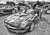 2011 Mercedes AMG SLS