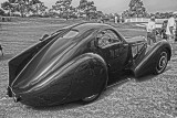 1931 Bugatti Type 51 Rear View