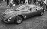 1967 Alfa Tipo 33 Stradale Prototipo