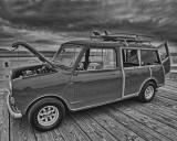 Mini Copper Surf Wagon