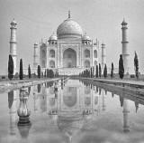 Taj Mahal Frontal View