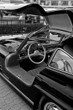 1955 Mercedes-Benz 300 SL 'Gullwing' Coupe Door Open