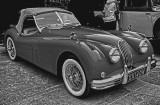1955 Jaguar XK 150 OTS