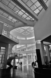 Getty Museum Lobby