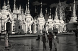 Schwedagon Morning