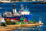 U.S. Environmental Protection Agency Ship - Bold
