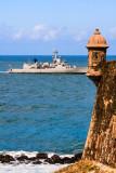 Sentry Box - San Felipe del Morro, 'El Morro' Fort