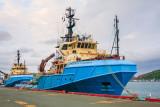 Maersk Gabarus - taken near dusk