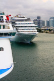 Norwegian Sun & Carnival Breeze