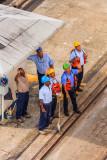 Canal Workmen