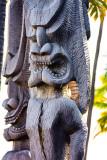 Pu'uhonua o Honaunau National Historical Park (City Of Refuge