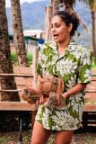 Coconut Husking Demonstration