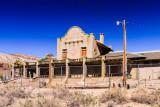Las Vegas & Tonopah Train Depot - Erected 1909