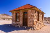 Originally a 2 room residence, it became a Brothel