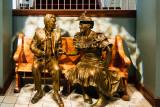Ryman Auditorium - Roy Acuff & Minnie Pearl