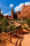 Path To Landscape Arch