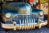 1946 Cadillac, with a 1950 Buick bumper