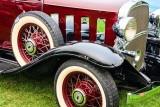 1932 Chevrolet Confederate 3 Window Coupe