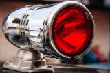 1950's Police Emergency Light