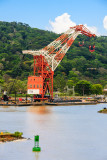 Titan Floating Crane