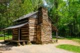 John Oliver Cabin, 1820's