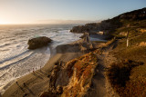 Point Lobos Sunset, San Francisco