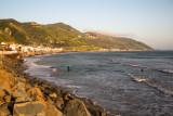Santa Barbara, California coast
