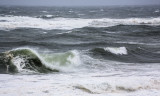 Nor'easter storm