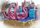 Mardi Gras Float