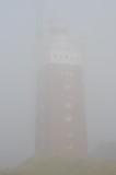Heligoland Lighthouse in the Fog
