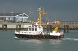 Port Authority's multi-role vessel