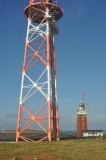 Heligoland Lighthouse and Radio Transmitter