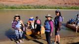 Rafting on Colorado River, Moab, UT - 09/24/19