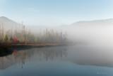 Morning At Church Pond